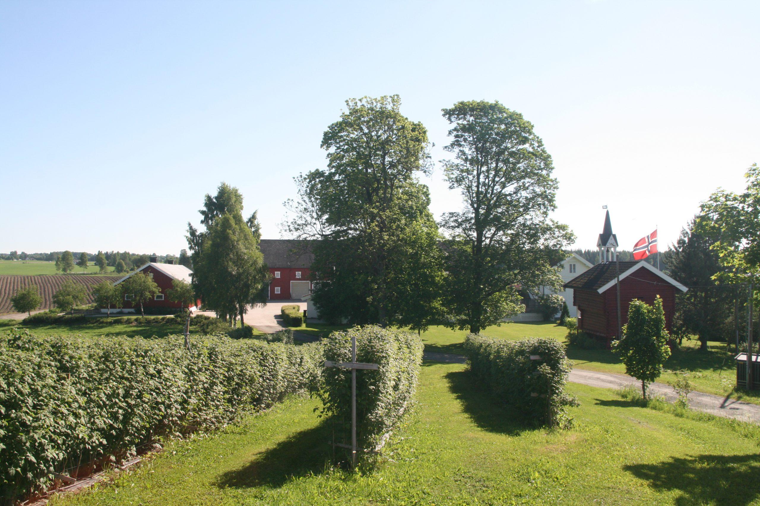 Ingvoldstad gård